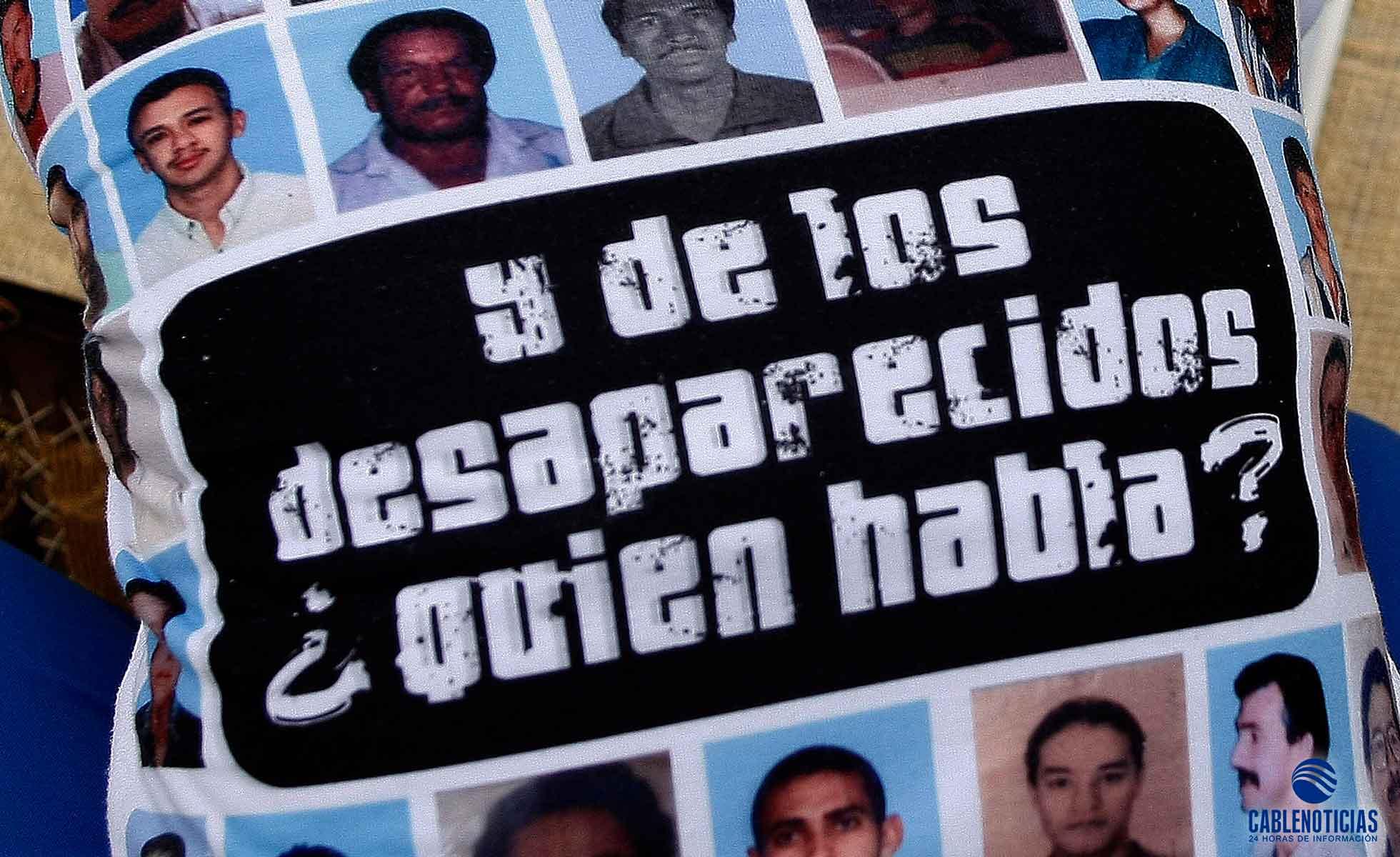 Direcci n de ddhh halla 615 desaparecidos en 19 for Ministerio del interior direccion como llegar