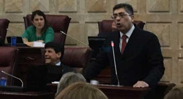 Resultado de imagen para Julio César Cárdenas candidato a contralor