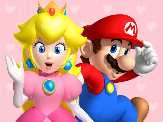 Squishy Duck Super Mario Maker 4 : Mario Bros y la princesa Peach bailan salsa durante reality (VIDEO)