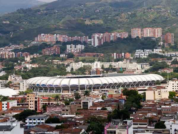Panoramica Estadio Cali
