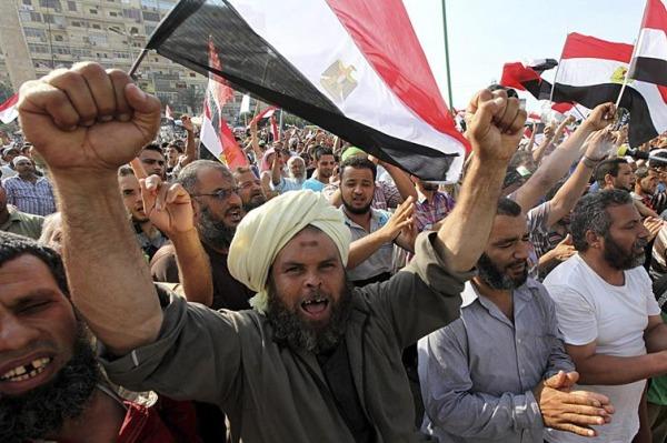 Protestas Egipto