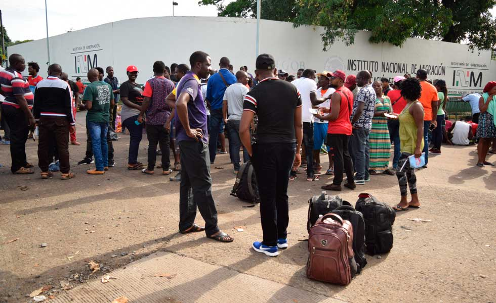 Resultado de imagen para México apuesta a reducir el flujo de migrantes en 45 días