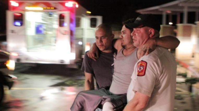 Tormenta en Texas deja varios muertos y heridos