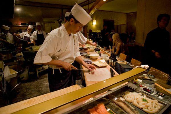 Comida Japon