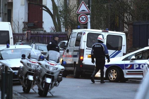 Policia Francia