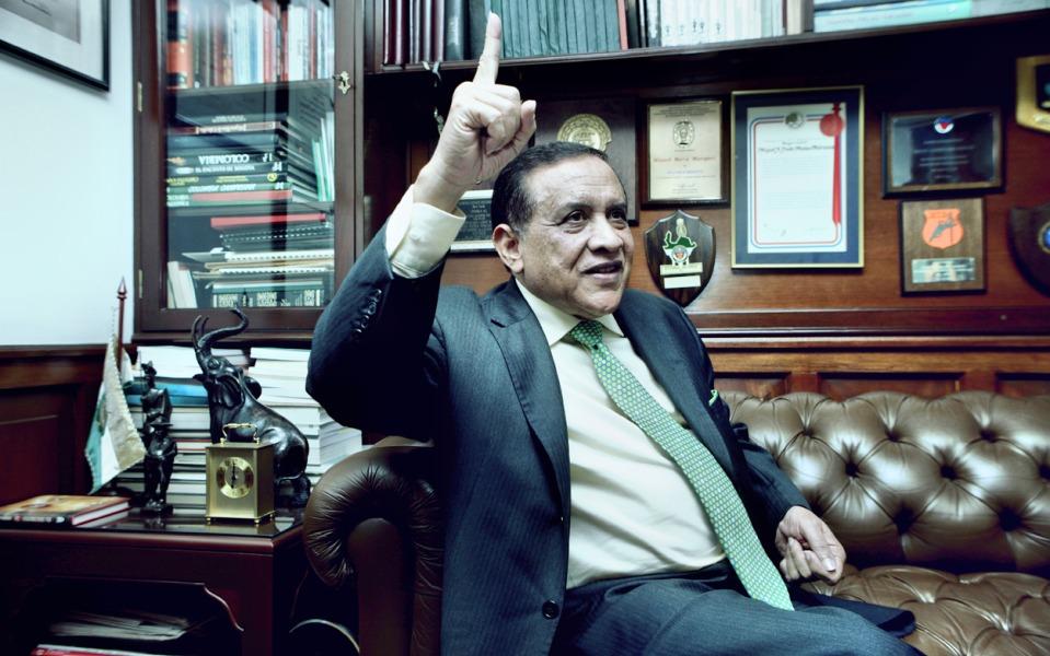 Miguel Maza Márquez
